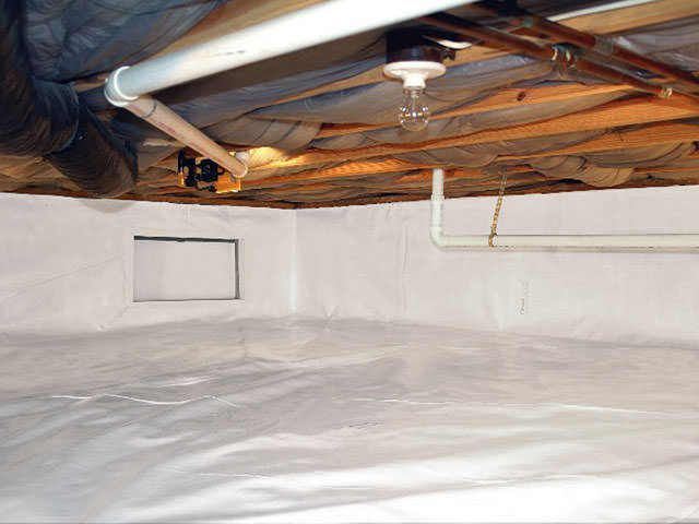 Delmarva Crawl Space Repair Company Dover Pike Creek