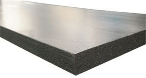 SilverGlo™ crawl space wall insulation available in New Castle