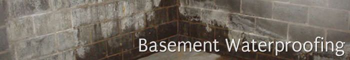 Basement Waterproofing in DE & MD, including Pike Creek, Bridgeville & Dover.